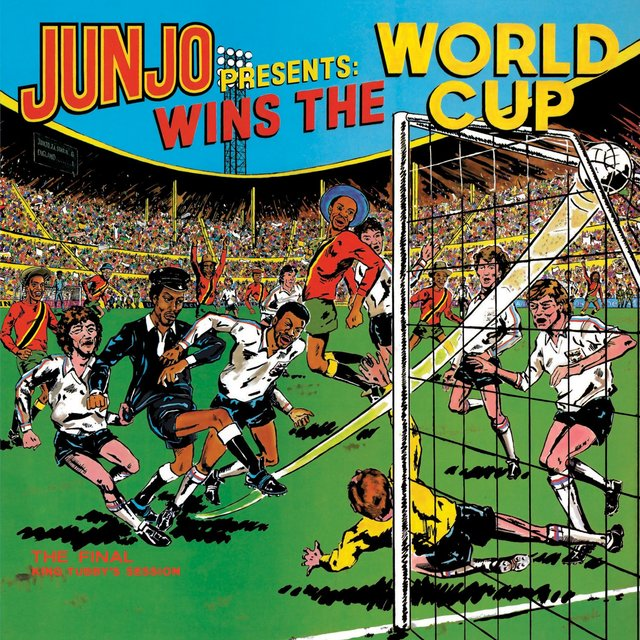 Junjo Presents: Wins The World Cup