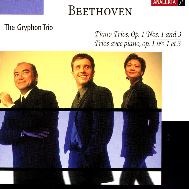Piano Trios, Op. 1 Nos. 1 And 3 (Beethoven)