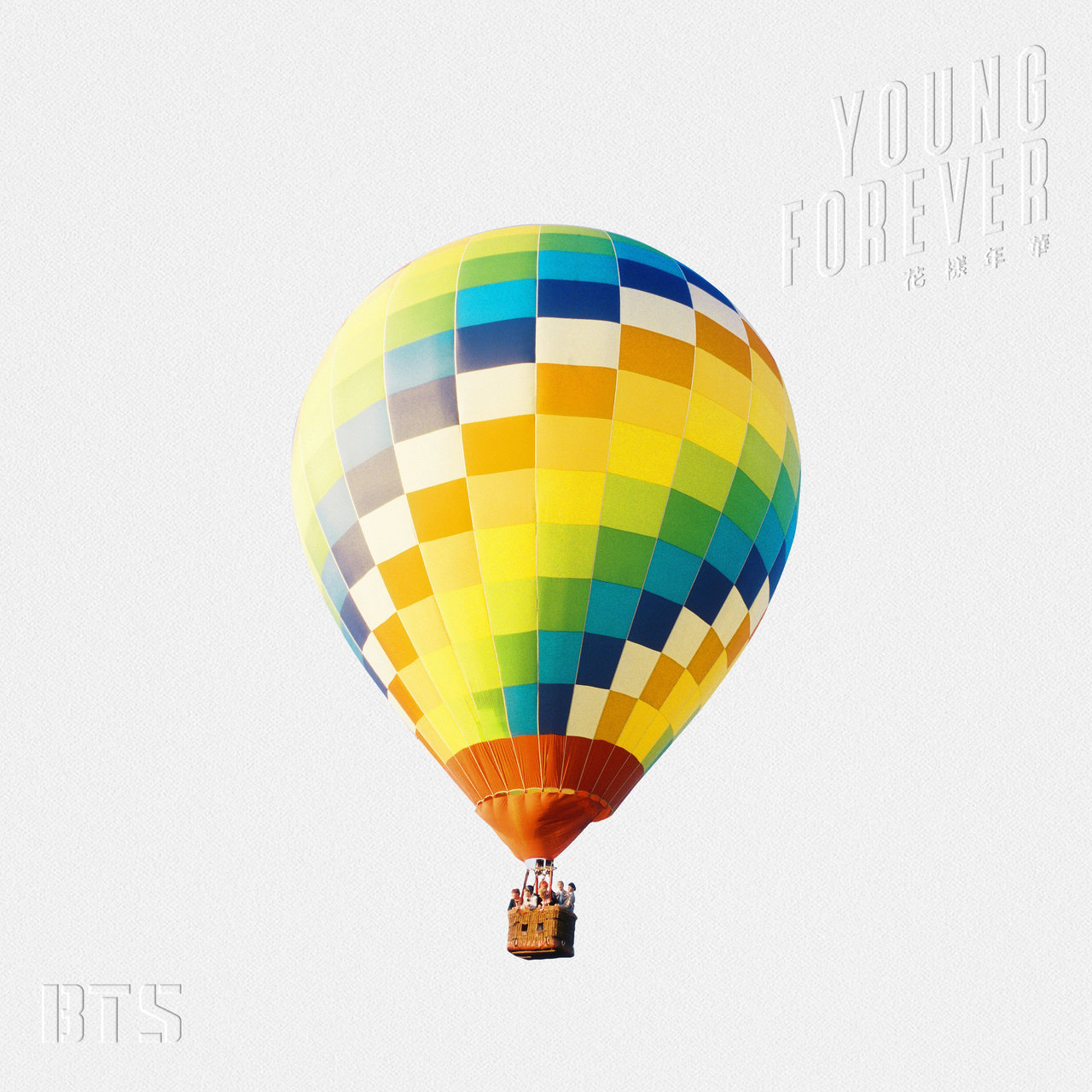The Most Beautiful Moment in Life: Young Forever