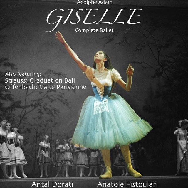 Adam: Giselle / The Complete Ballet