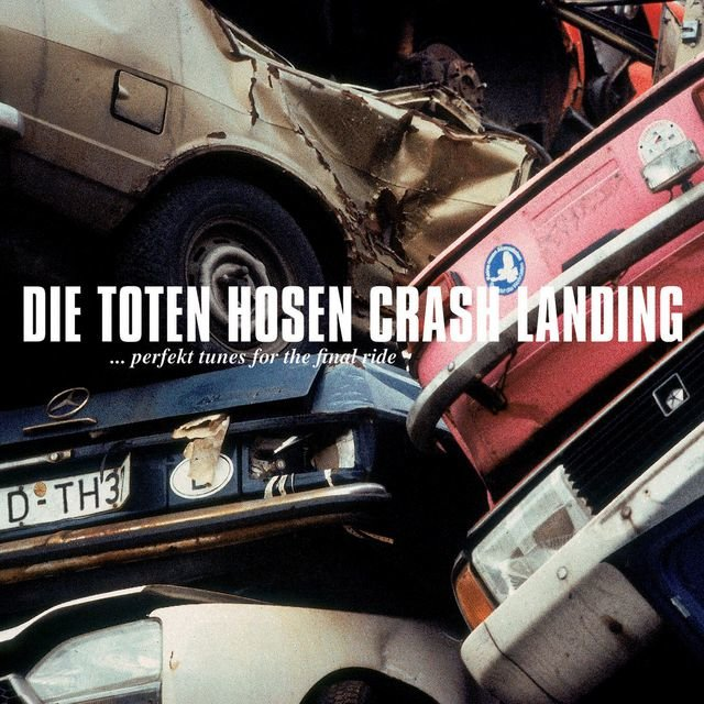 Crash Landing (Deluxe-Edition mit Bonus-Tracks)