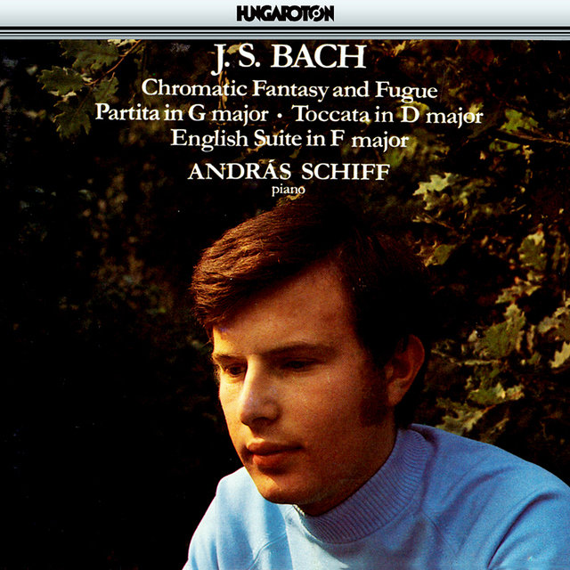 Bach, J.S.: Partita No. 5 / English Suite No. 4 / Chromatic Fantasia and Fugue in D Minor