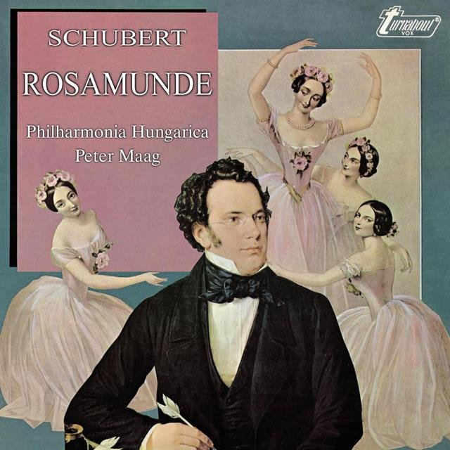 Schubert: Music to Rosamunde (Complete) [Turnabout TV Reissue]
