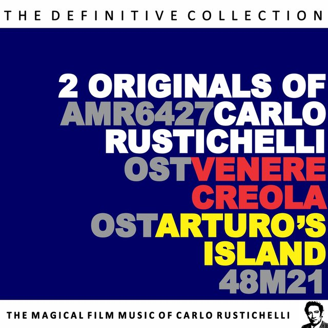 Venere Creola / Arturo's Island (Original Motion Picture Soundtracks)
