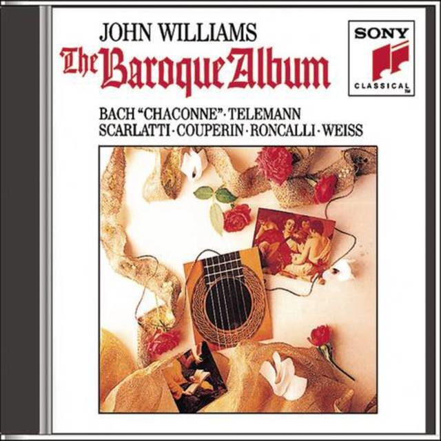 Music For You: John Williams Plays Baroque