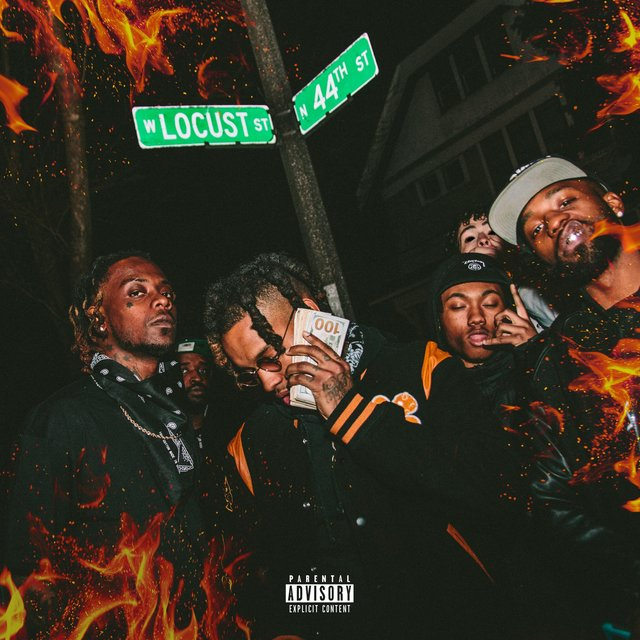 Locust St. Freestyle 44 - Single
