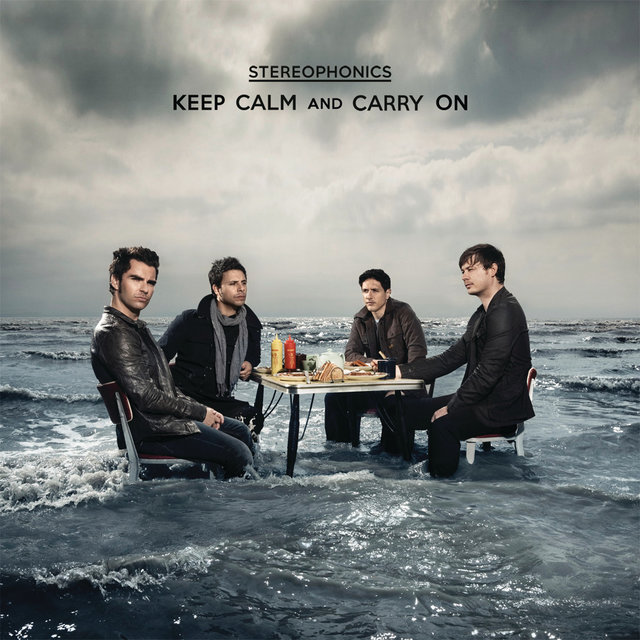 Keep Calm And Carry On (Standard Preorder)