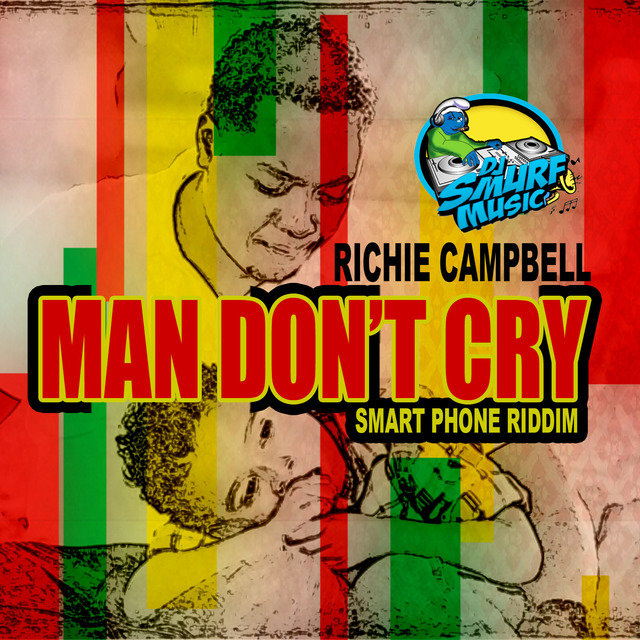 Man Don't Cry - Single