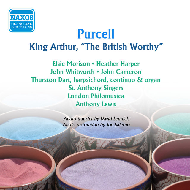 Purcell: King Arthur (1958)