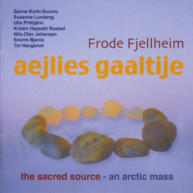 Aejlies Gaaltije - The Sacred Source
