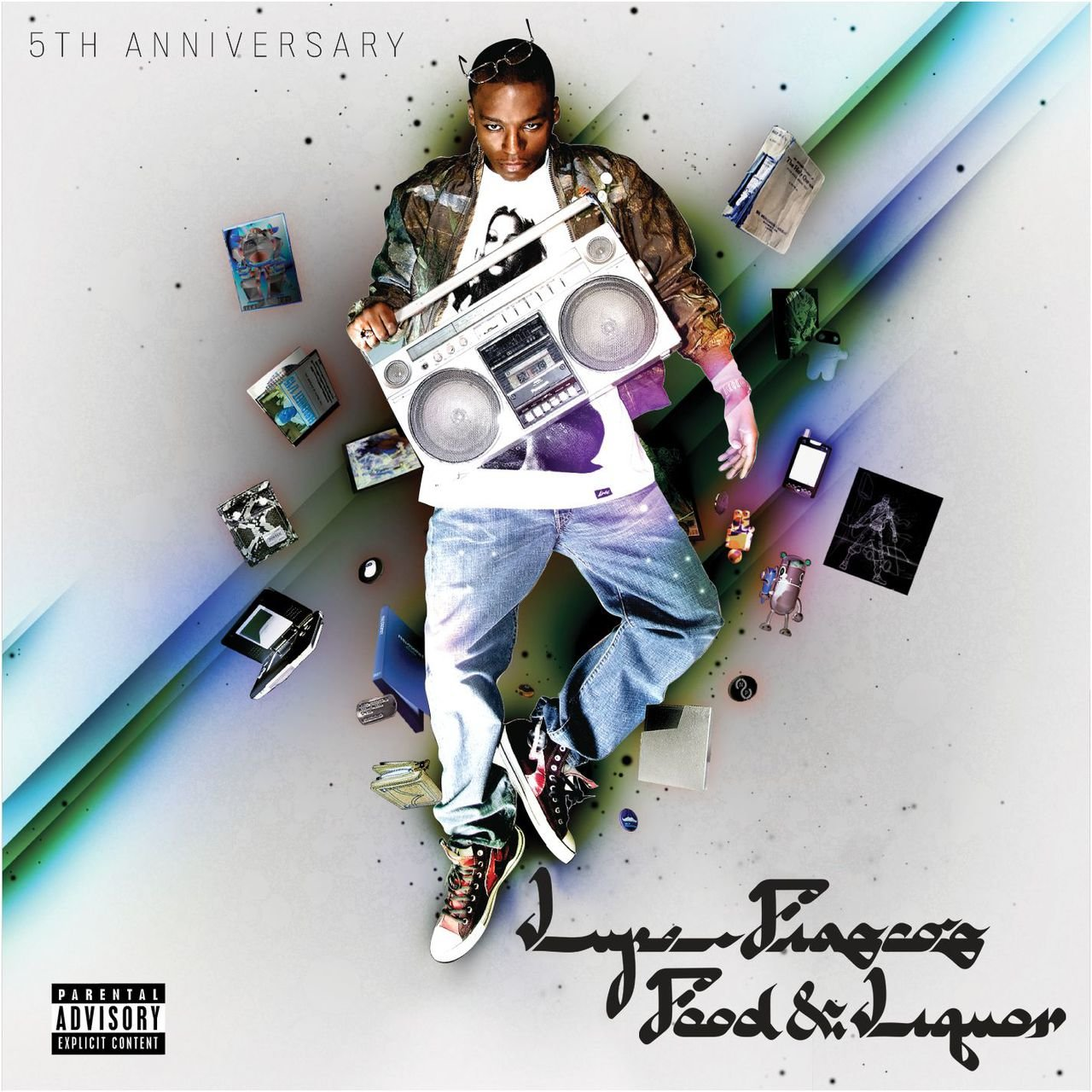 Lupe Fiasco's Food & Liquor (5th Anniversary Edition) [Deluxe]