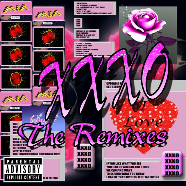 XXXO (The Remixes)