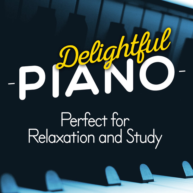Delightful Piano: Perfect for Relaxation and Study