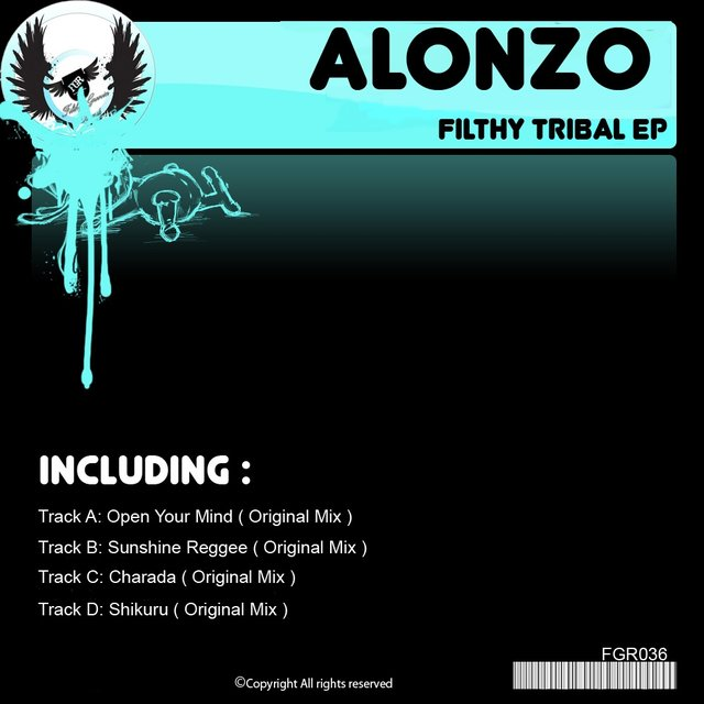 Filthy Tribal EP