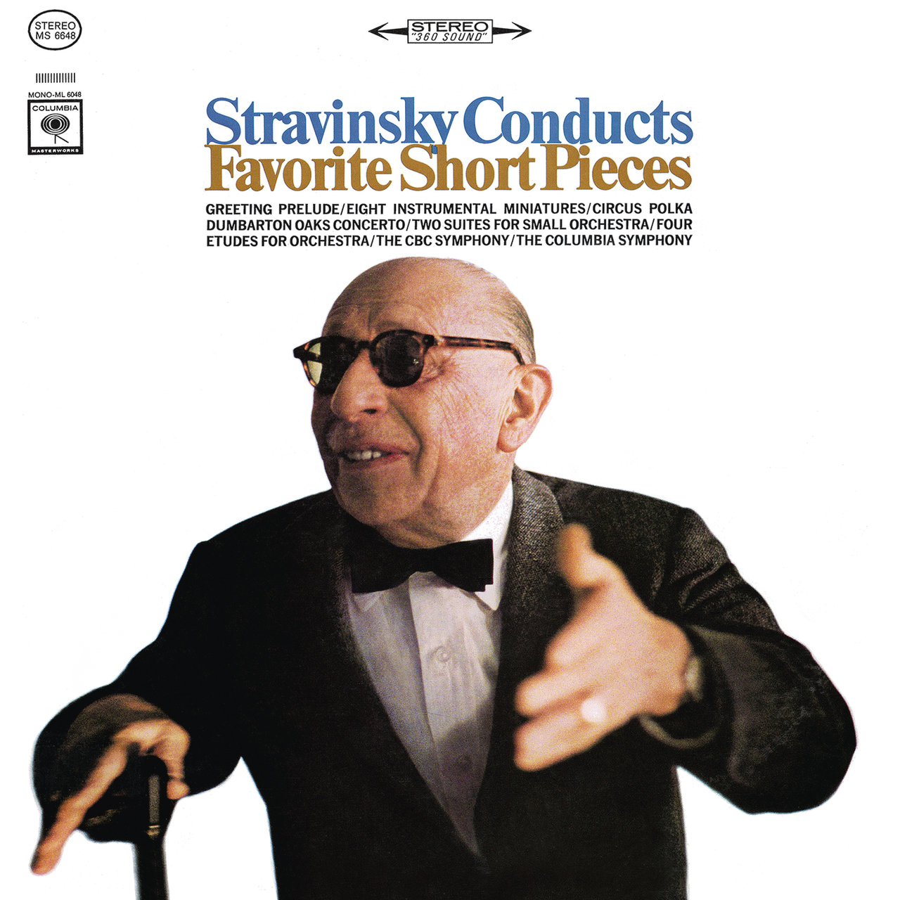 Tidal Listen To Stravinsky Conducts Favorite Short Pieces On Tidal