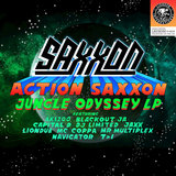 Action Saxxon - Jungle Odyssey