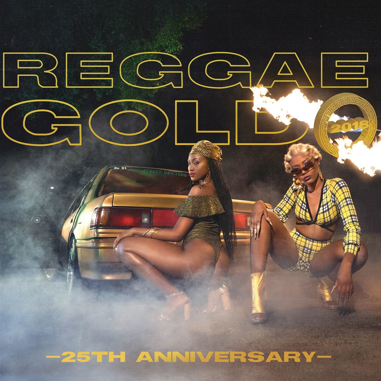 Reggae Gold 2018: 25th Anniversary