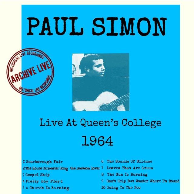 TIDAL: Listen to Pretty Boy Floyd (Live 1964) by Paul Simon on TIDAL