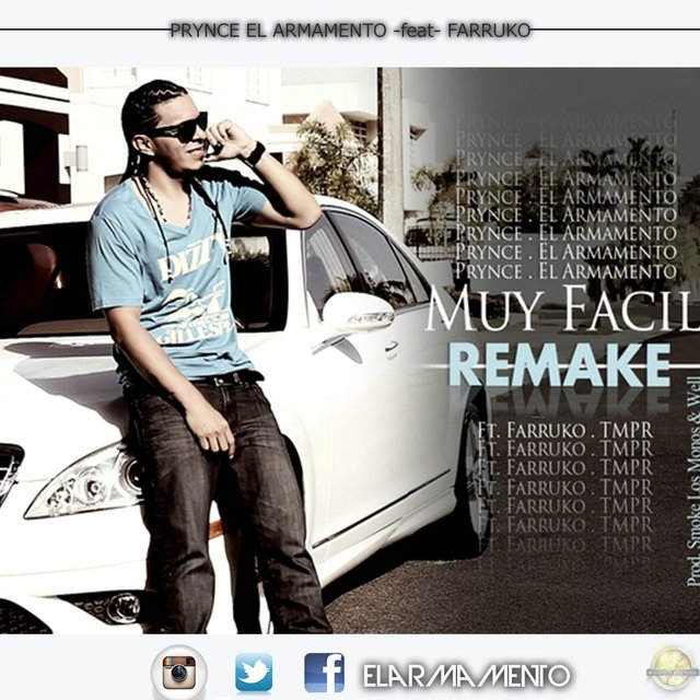Muy Facil (feat. Farruko) - Single
