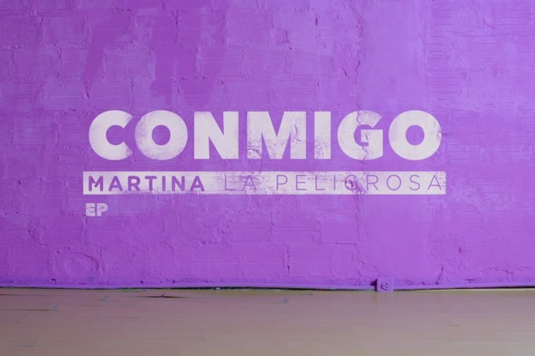 Conmigo (PopUp Video)