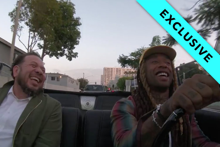 Car Test: Ty Dolla $ign
