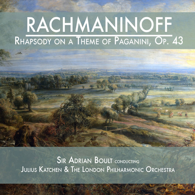 Rachmaninoff: Rhapsody on a Theme of Paganini, Op. 43