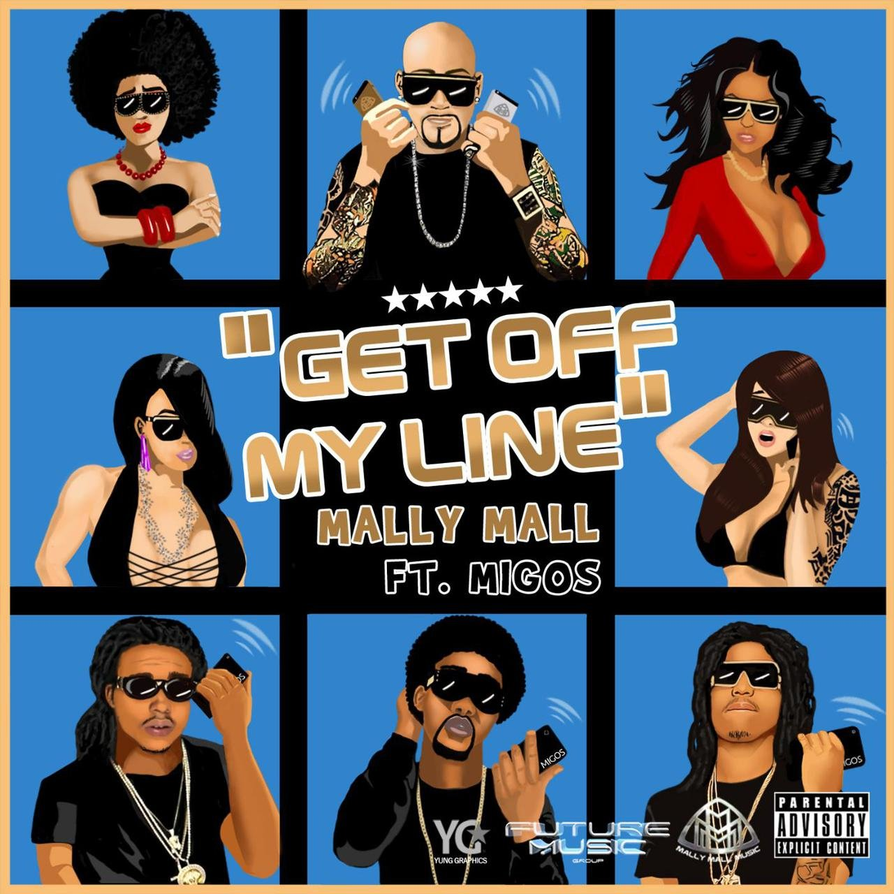 Get off My Line (feat. Migos)