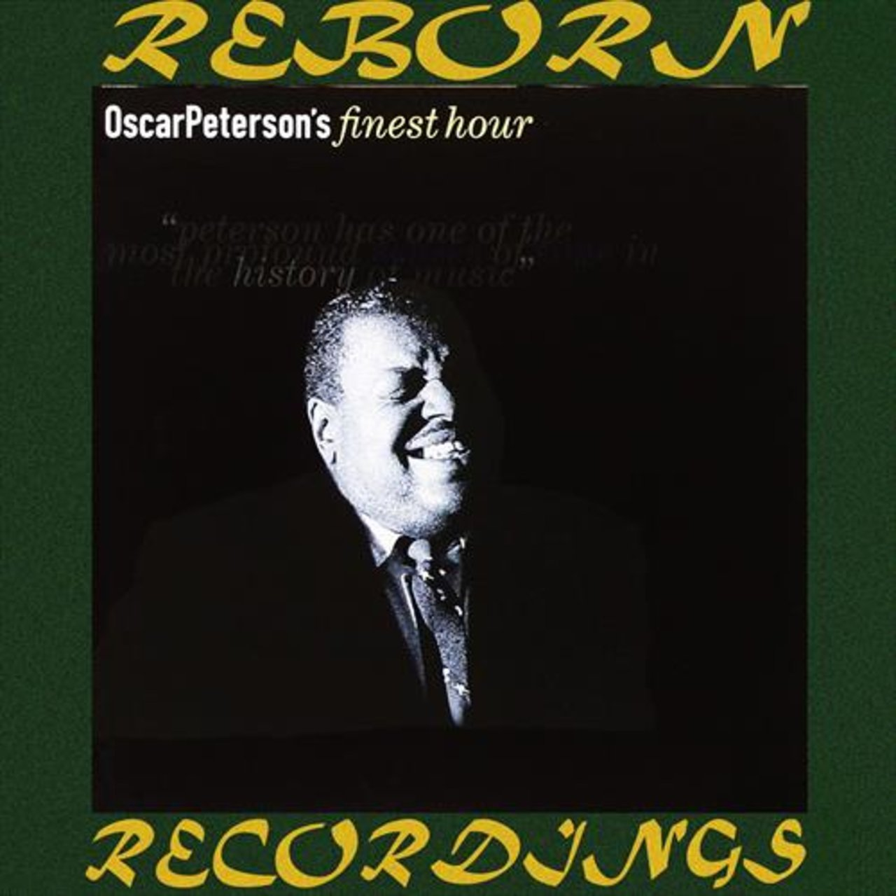 Oscar Peterson's Finest Hour, 1950-1964 (HD Remastered)
