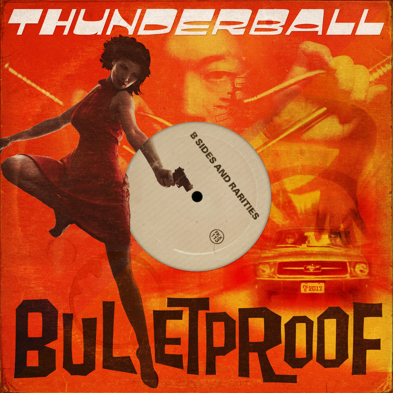 Bulletproof: B-Sides and Rarities