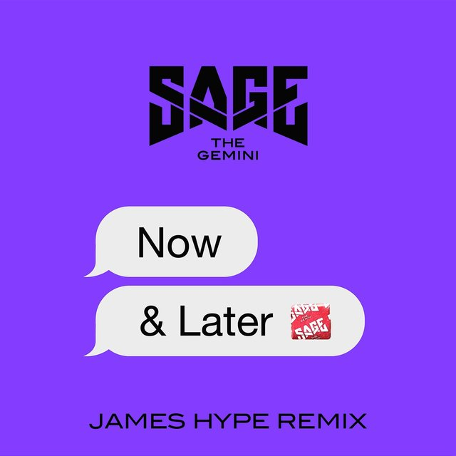 Now and Later (James Hype Remix)