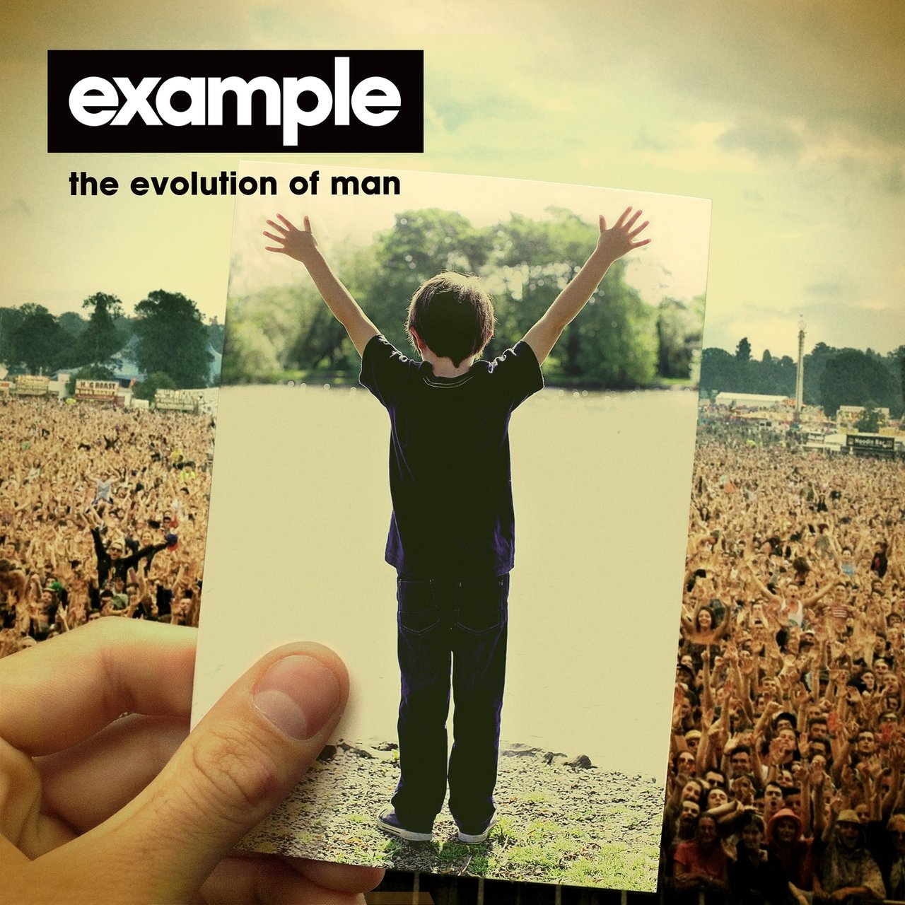 The Evolution of Man (Deluxe Version)
