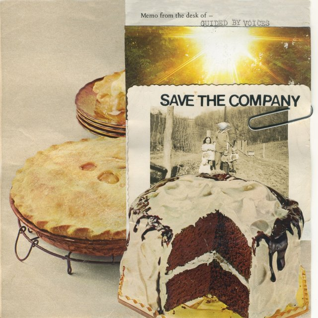 Save the Company