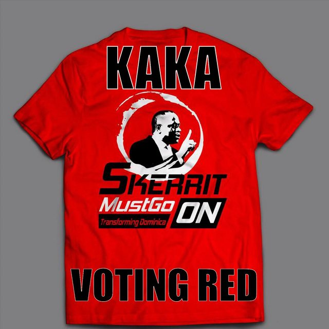 Voting Red