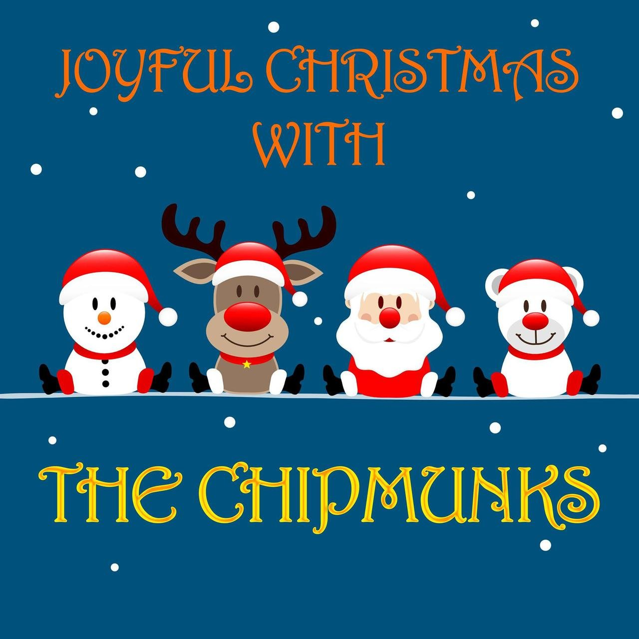 TIDAL: Listen to Joyful Christmas With The Chipmunks on TIDAL