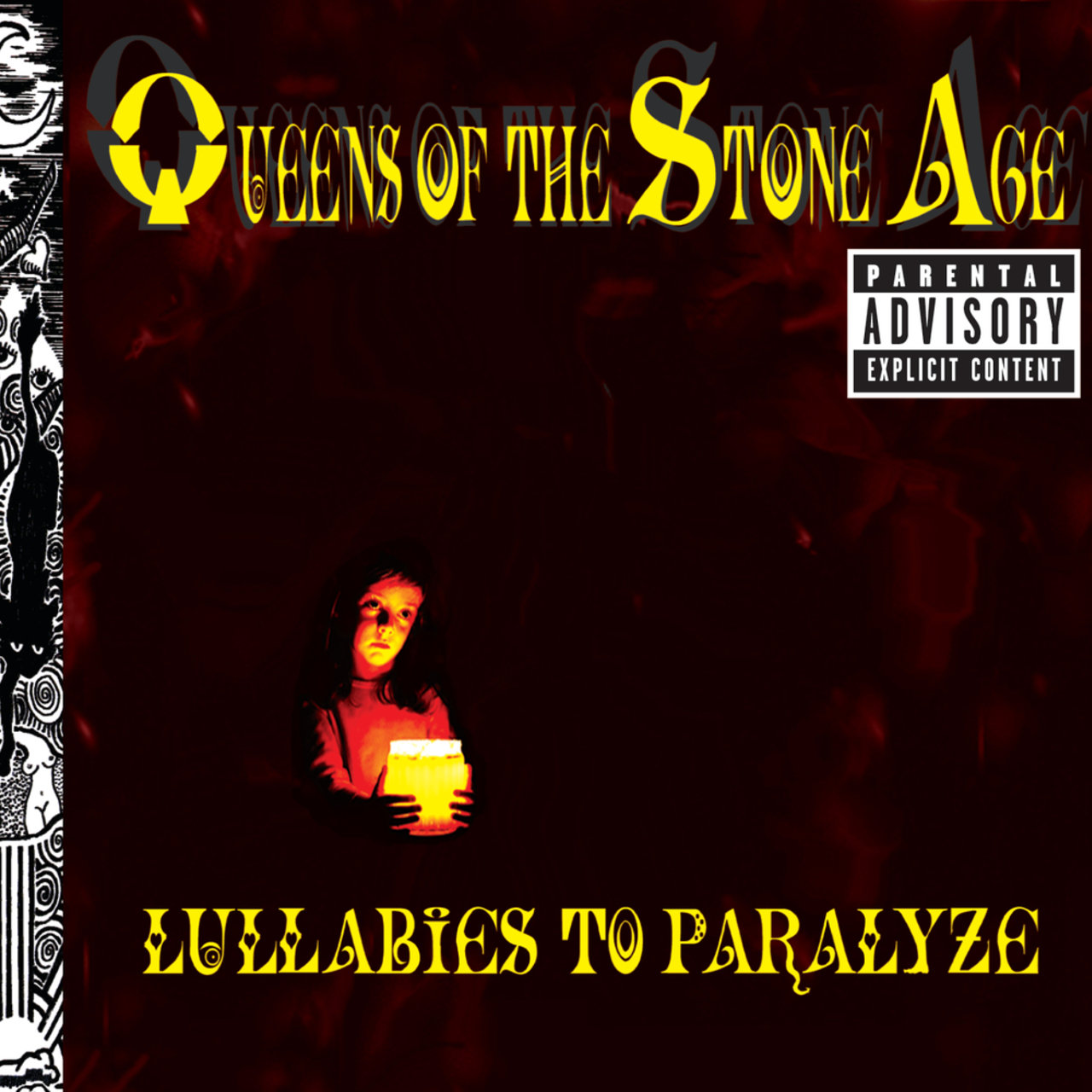 Lullabies To Paralyze (UK Only Version)