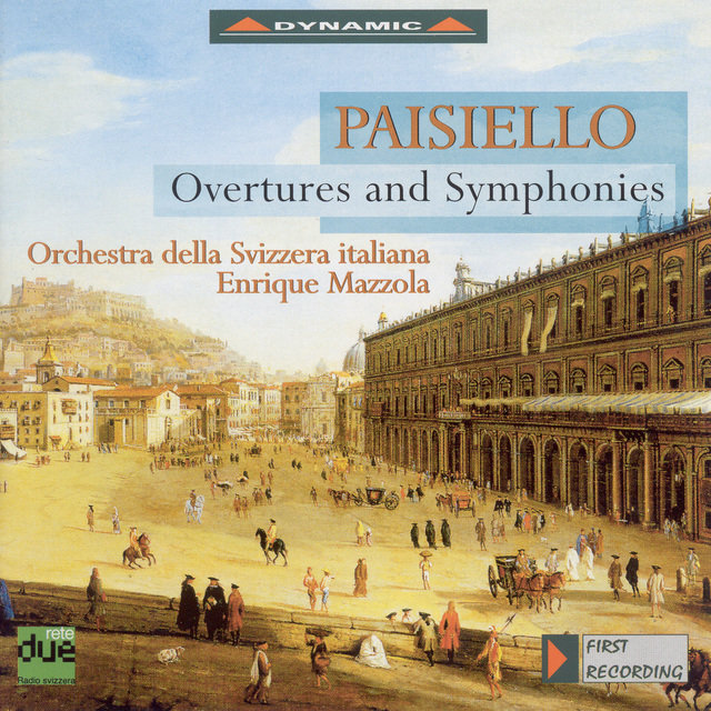 Paisiello: Overtures and Symphonies