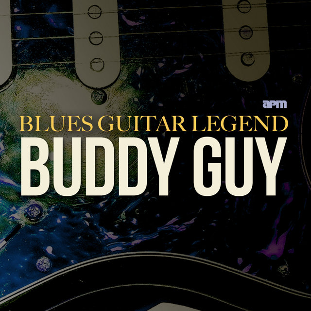 Blues Guitar Legend