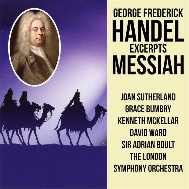 George Frederick Handel Excerpts from MESSIAH