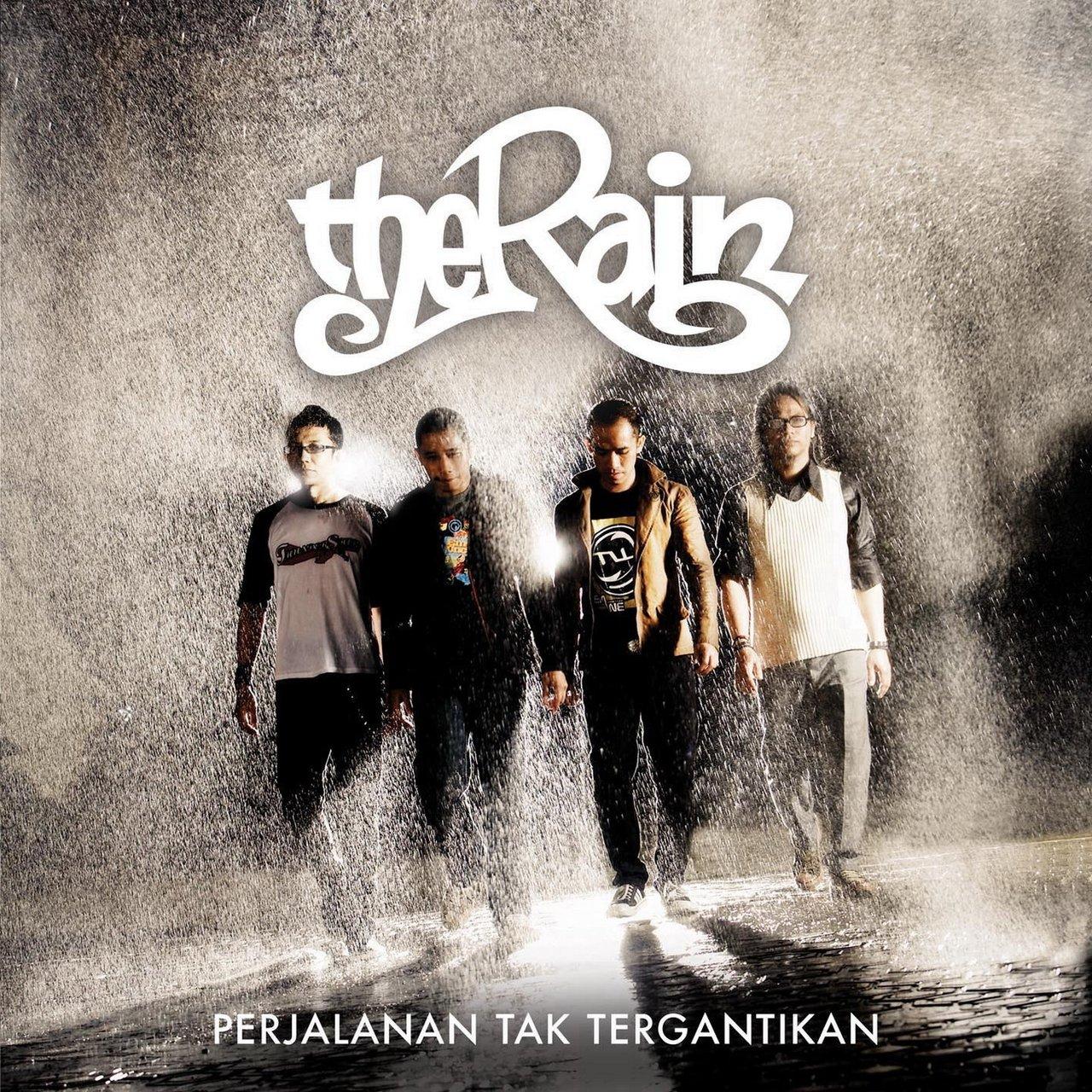 the rain jingga senja dan deru hujan album