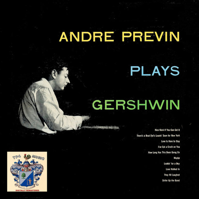 André Previn Plays Gershwin