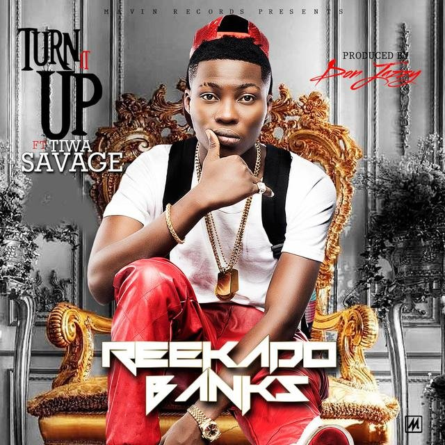 Turn It up (feat. Tiwa Savage)