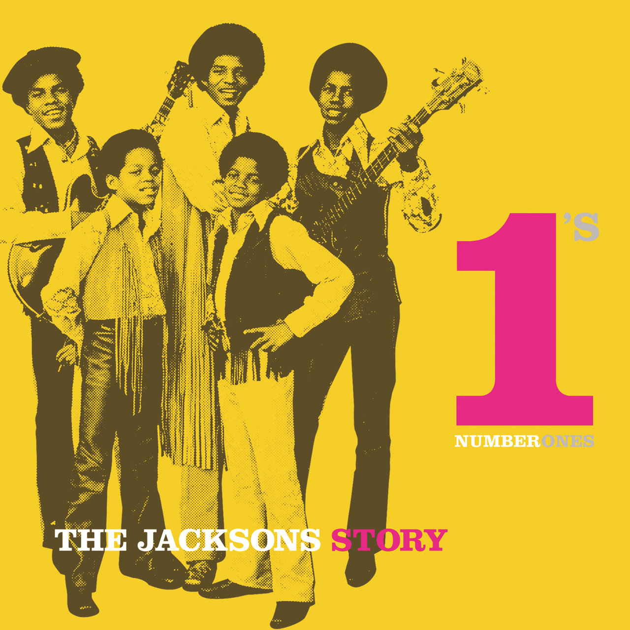 Number 1's: The Jacksons Story