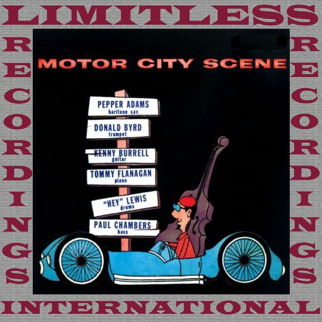 Motor City Scene (Remastered Version)