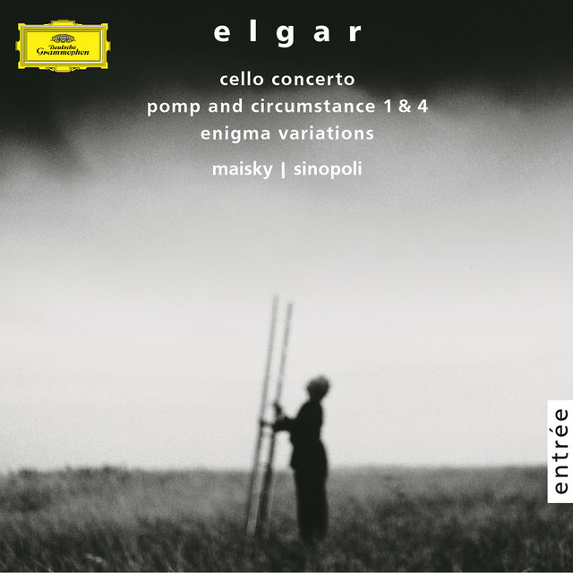 Elgar: Cello Concerto op.85 · Enigma Variations · Pomp and Circumstance 1 & 4