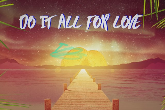 All for Love (Lyric Video)