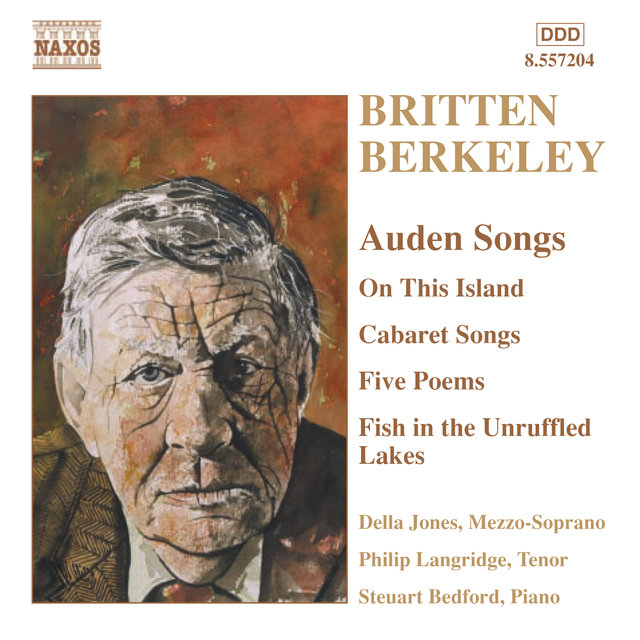 Britten / Berkeley: Auden Songs