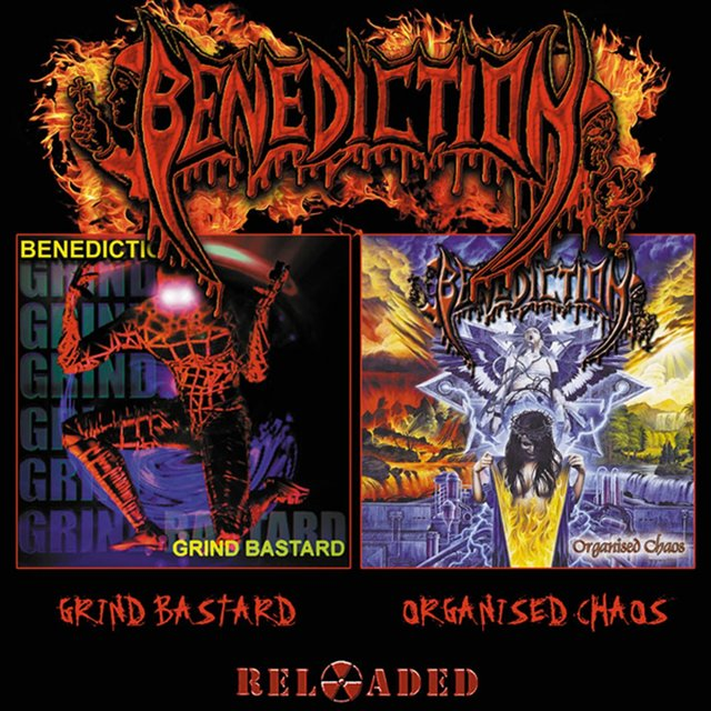 Grind Bastard / Organised Chaos - Reloaded