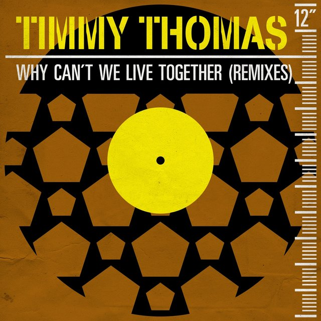 Why Can't We Live Together (Remixes)