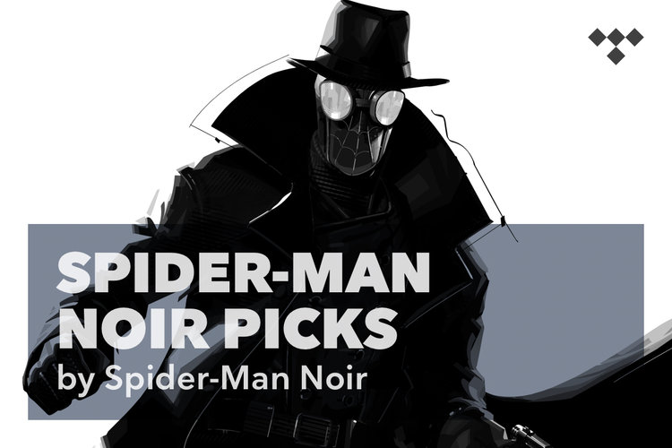 Spider-Man Noir Picks