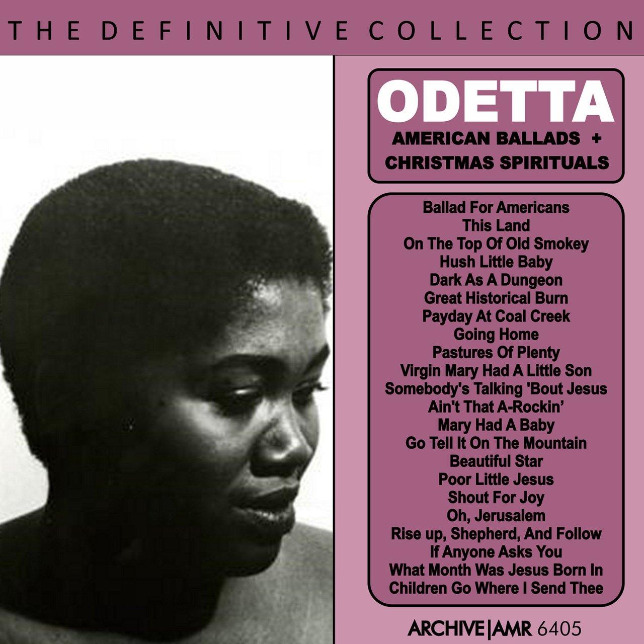 TIDAL: Listen to Odetta on TIDAL